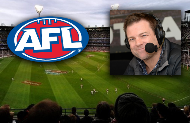 Article image for Mick Warner BLASTS the AFL over what's happening to 'our game'