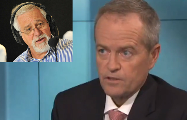 'Bad Bill has arrived': Neil Mitchell concerned by Shorten's ABC interview