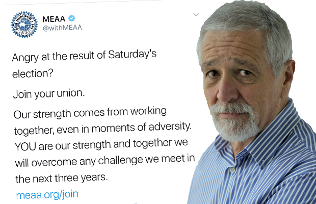 Article image for Neil Mitchell slams 'disgraceful bias' in sections of the media, as well as the journalist union