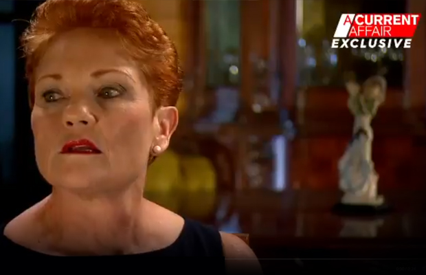 Article image for Pauline Hanson's TV meltdown: 'She's no victim,' says former advisor