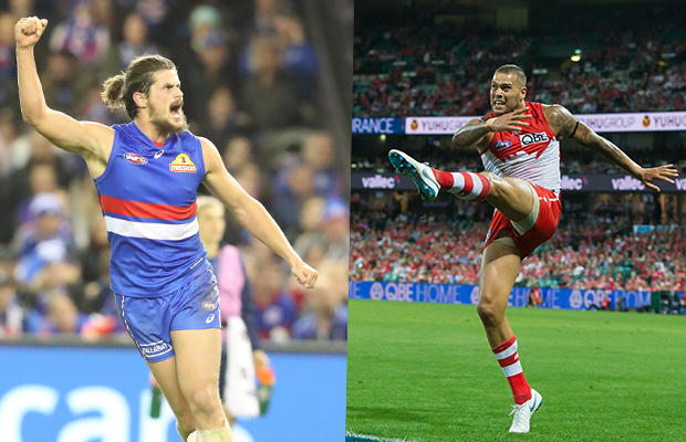 Article image for Why Tom Boyd's contract doesn't count on the salary cap but Lance Franklin's would in the same situation