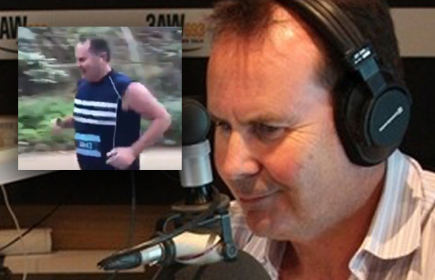 Article image for Tony Jones explains the story behind THAT Rumour File claim