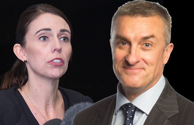 Article image for Tom Elliott has 'a few facts' for those who think Jacinda Ardern is 'God's gift to government'