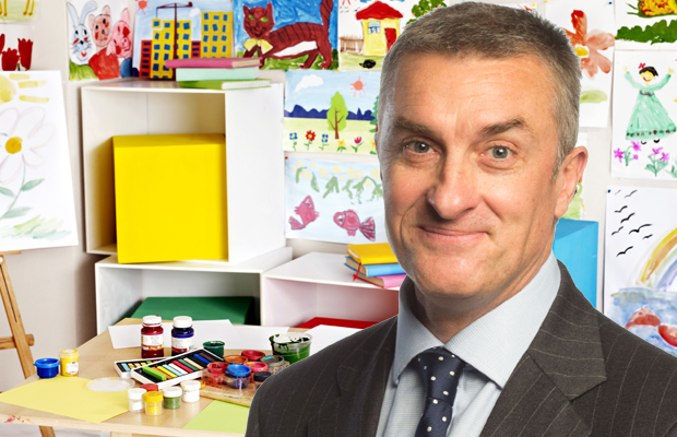 Article image for Tom Elliott says suggestion childcare should be tax deductible is 'fundamentally wrong'