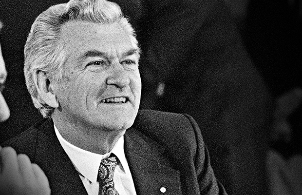 Article image for What I most admired about Bob Hawke: Barrie Cassidy remembers his boss
