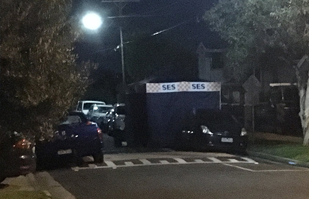 Article image for Man found stabbed to death in residential street
