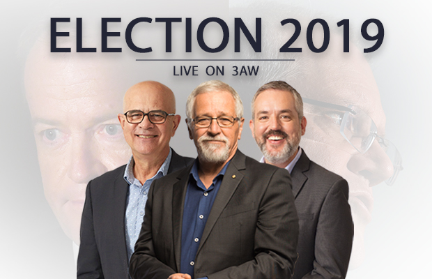 Election 2019: Live coverage with Neil Mitchell