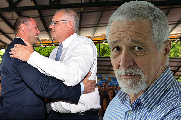 'The government has looked out of puff': Neil Mitchell says the Morrison government faces a big economic challenge