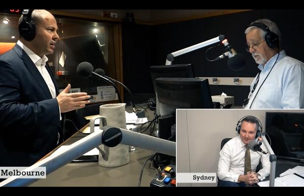 Article image for The Money Men Debate: Josh Frydenberg v Chris Bowen — Video and Podcast