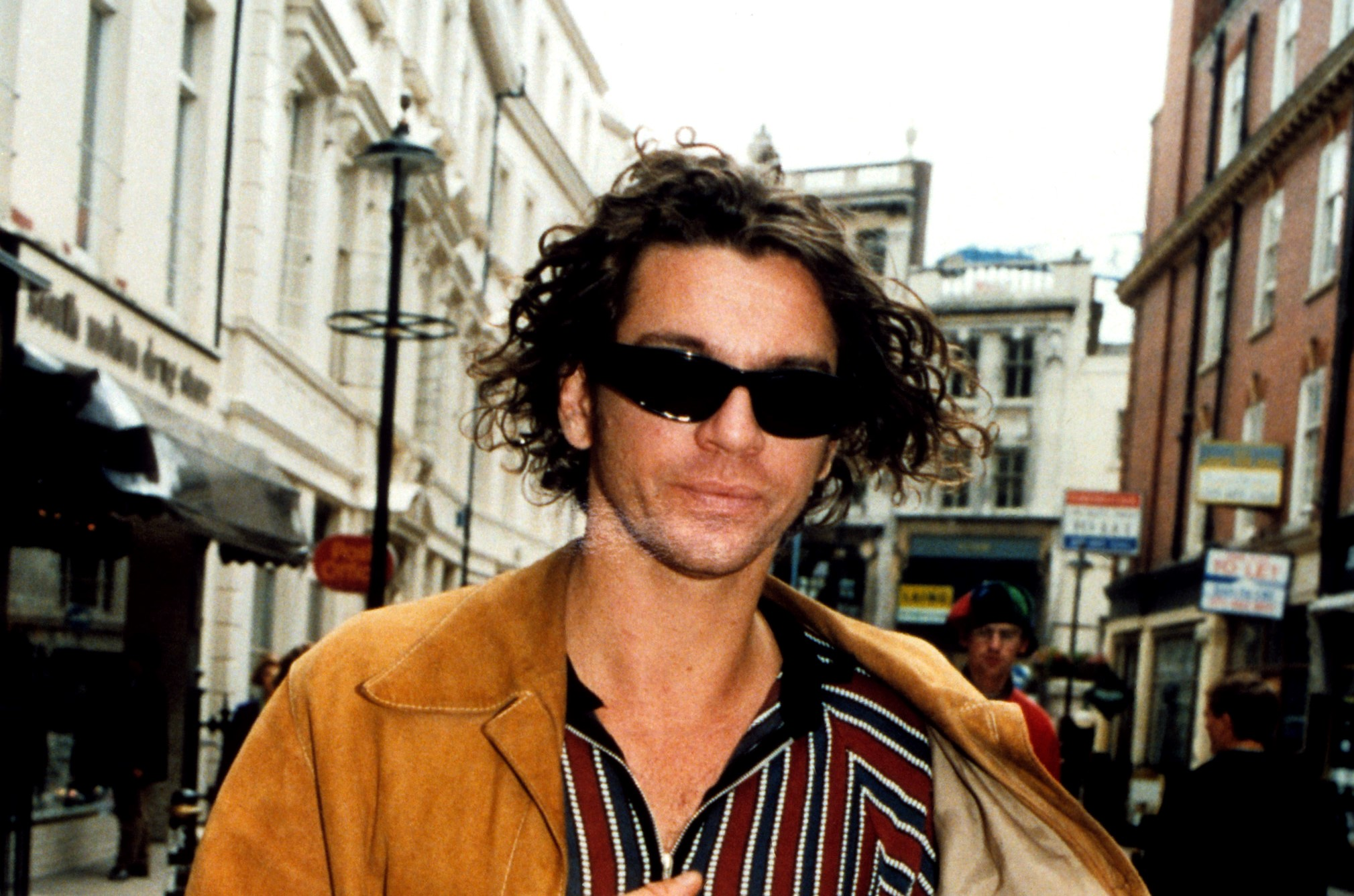 Article image for Richmond locals to be consulted on proposed Hutchence statue