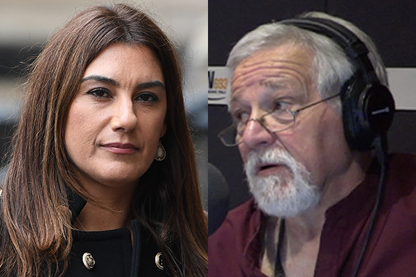 Article image for Neil Mitchell clashes with Lidia Thorpe over 'racist' Aboriginal meeting