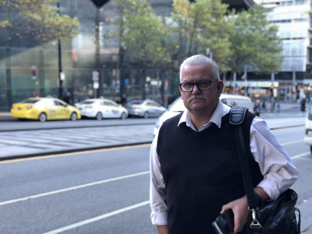 Article image for Why former hire car driver Rod Barton started a major class action against Uber