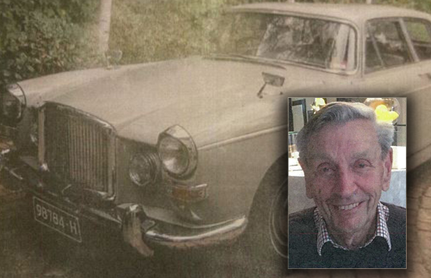 Article image for Can you help? Toorak's ageless 'Peter Pan', 95, missing since Saturday