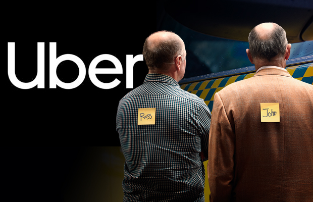 Article image for The court case that might make Uber 'itchy in the underpants'