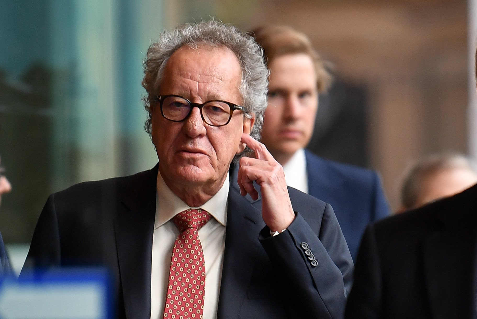 Article image for Why Geoffrey Rush may not get a $2.9 million payout
