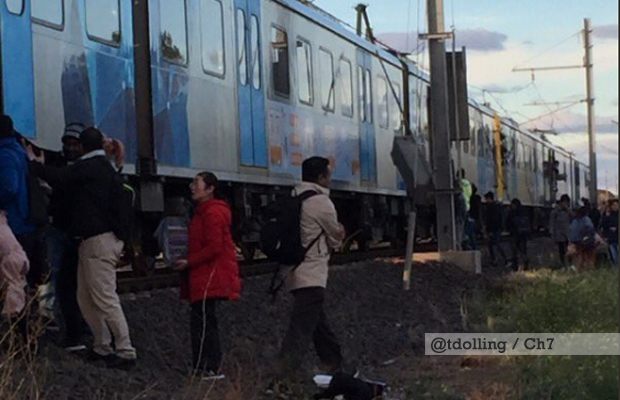 Article image for Trapped train passengers in line for compensation — we think, maybe…