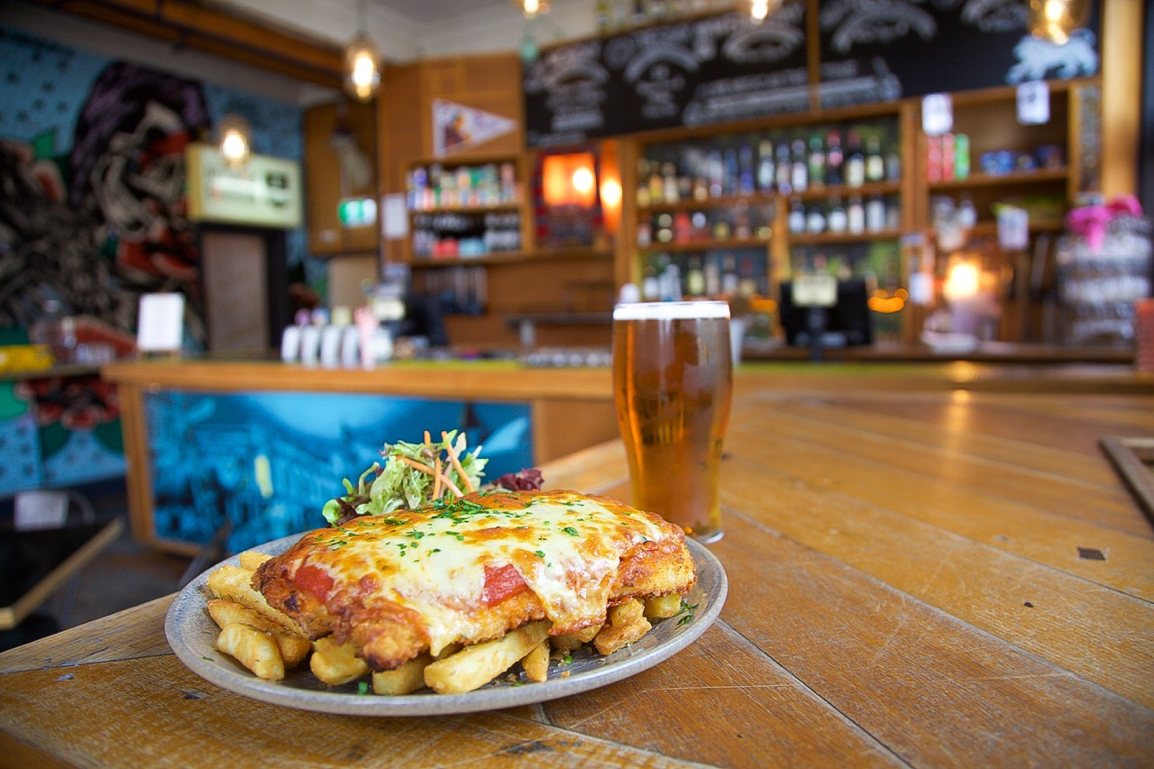 Article image for Wendy Hargreaves lists 'five of the best' chicken parmas in Melbourne