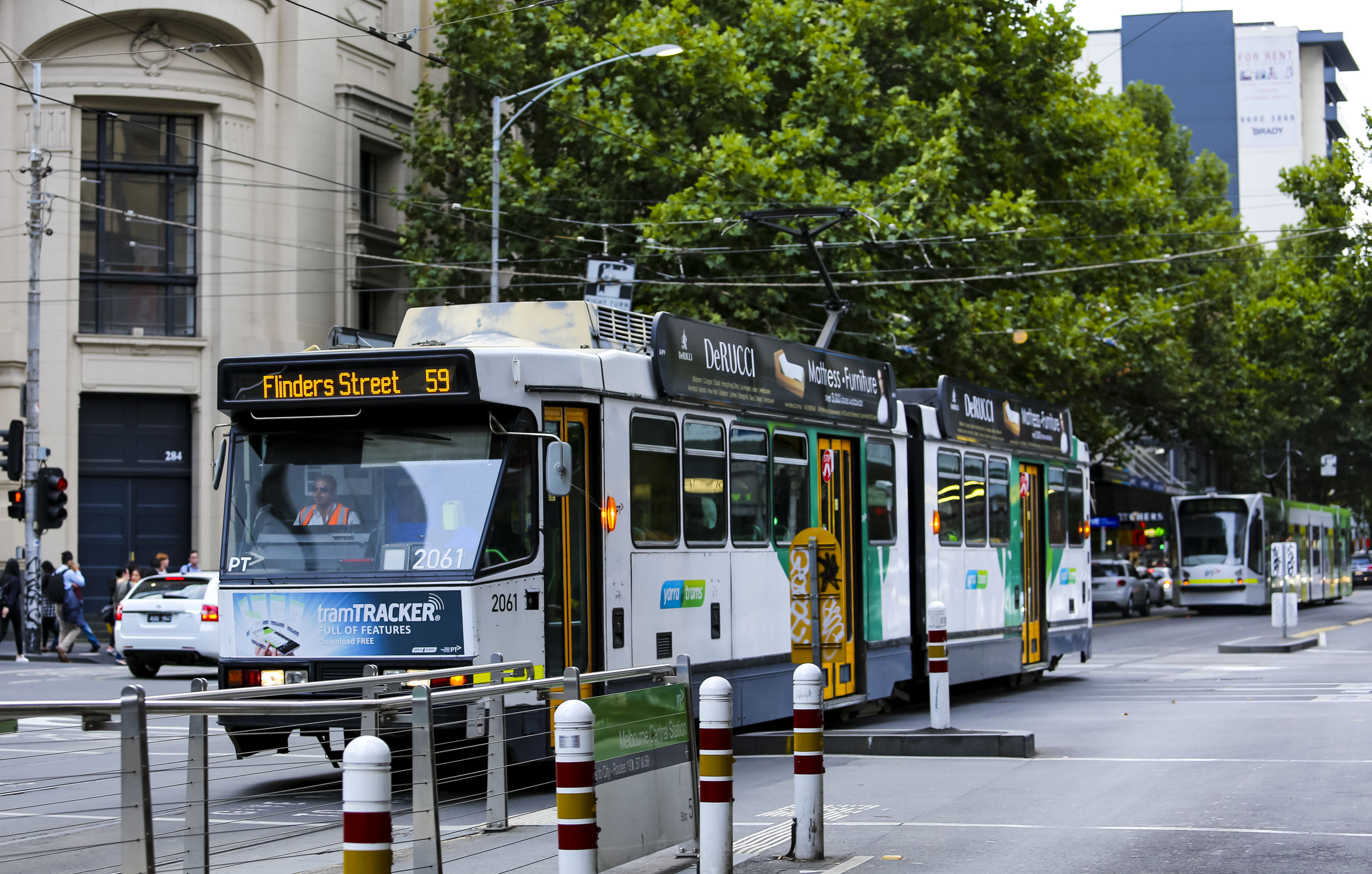 Article image for MP's plan to overhaul Victoria's public transport system
