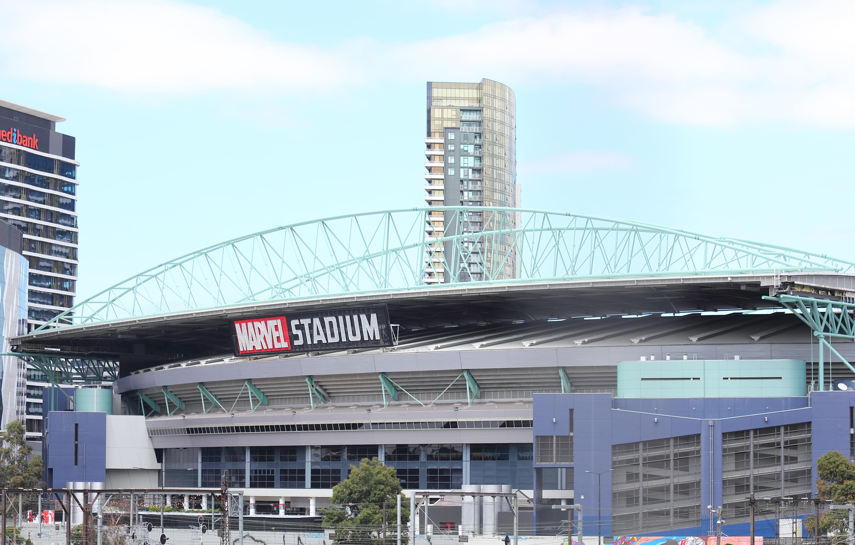 Article image for 'I want to commend the AFL': Tom Elliott praises the AFL over Marvel Stadium decision
