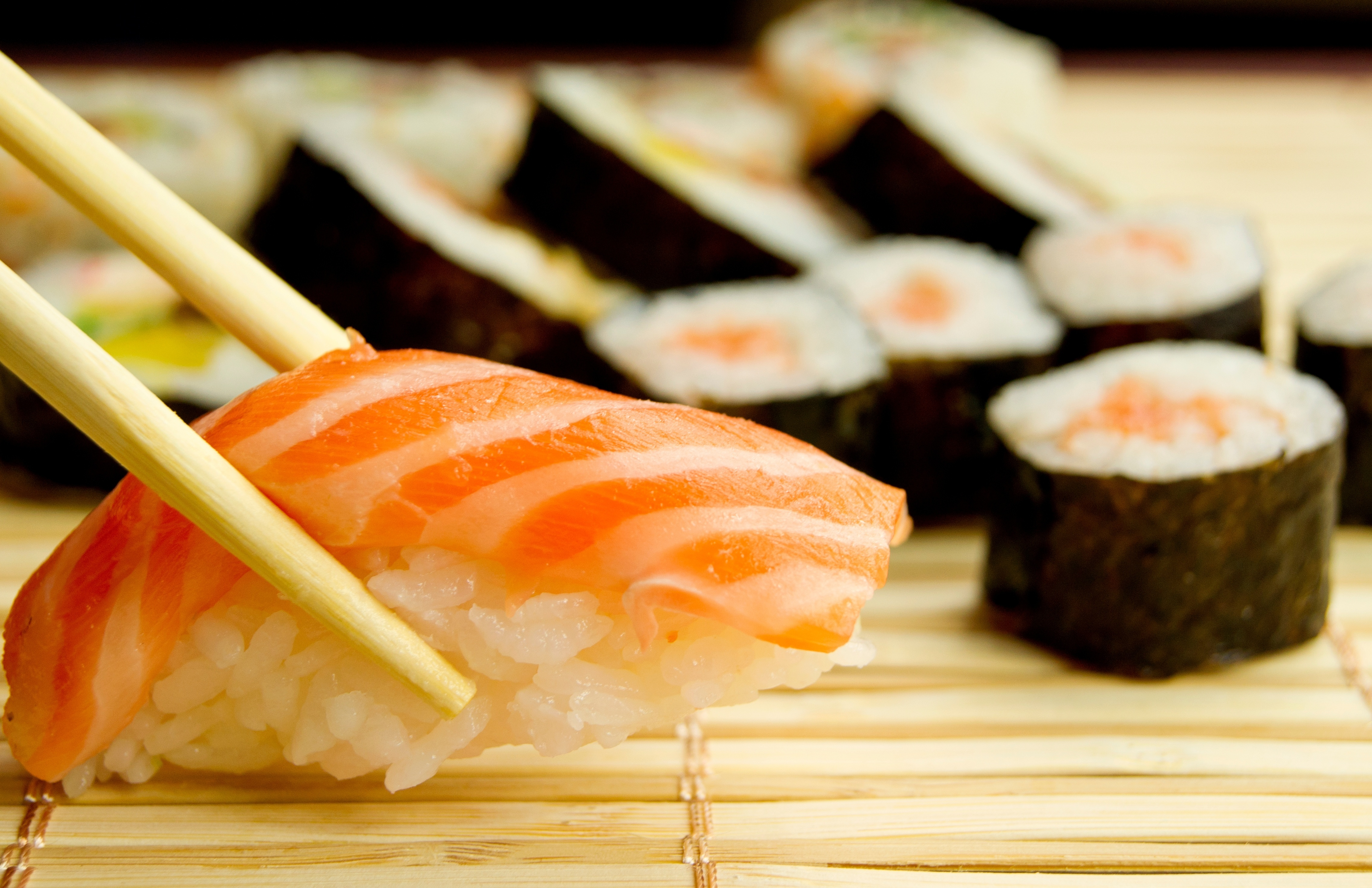 Article image for Sushi becoming more and more popular in Australia … just don't assume it's healthy
