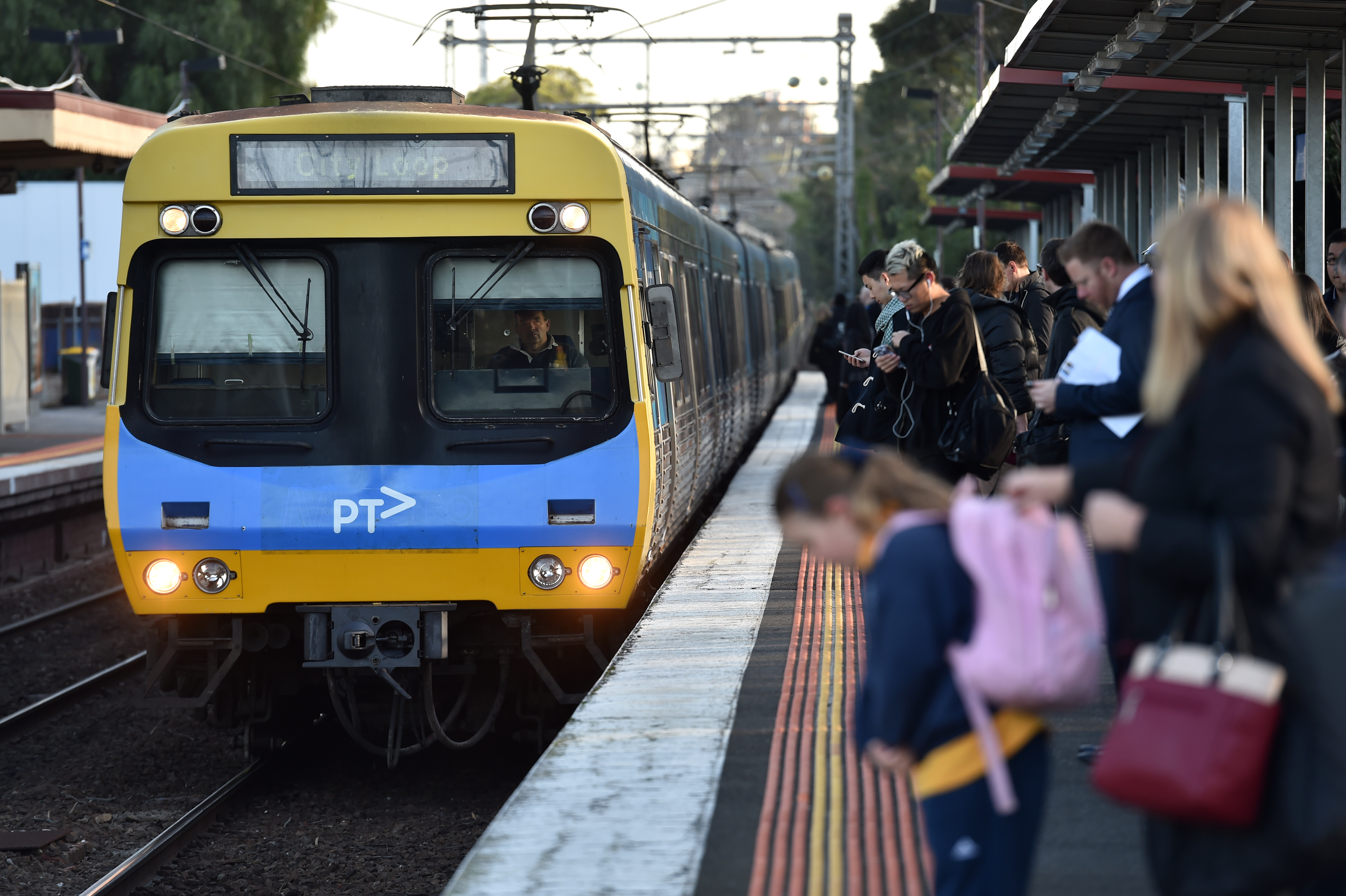 Article image for 'Heartening' story unfolds on the Cragieburn line