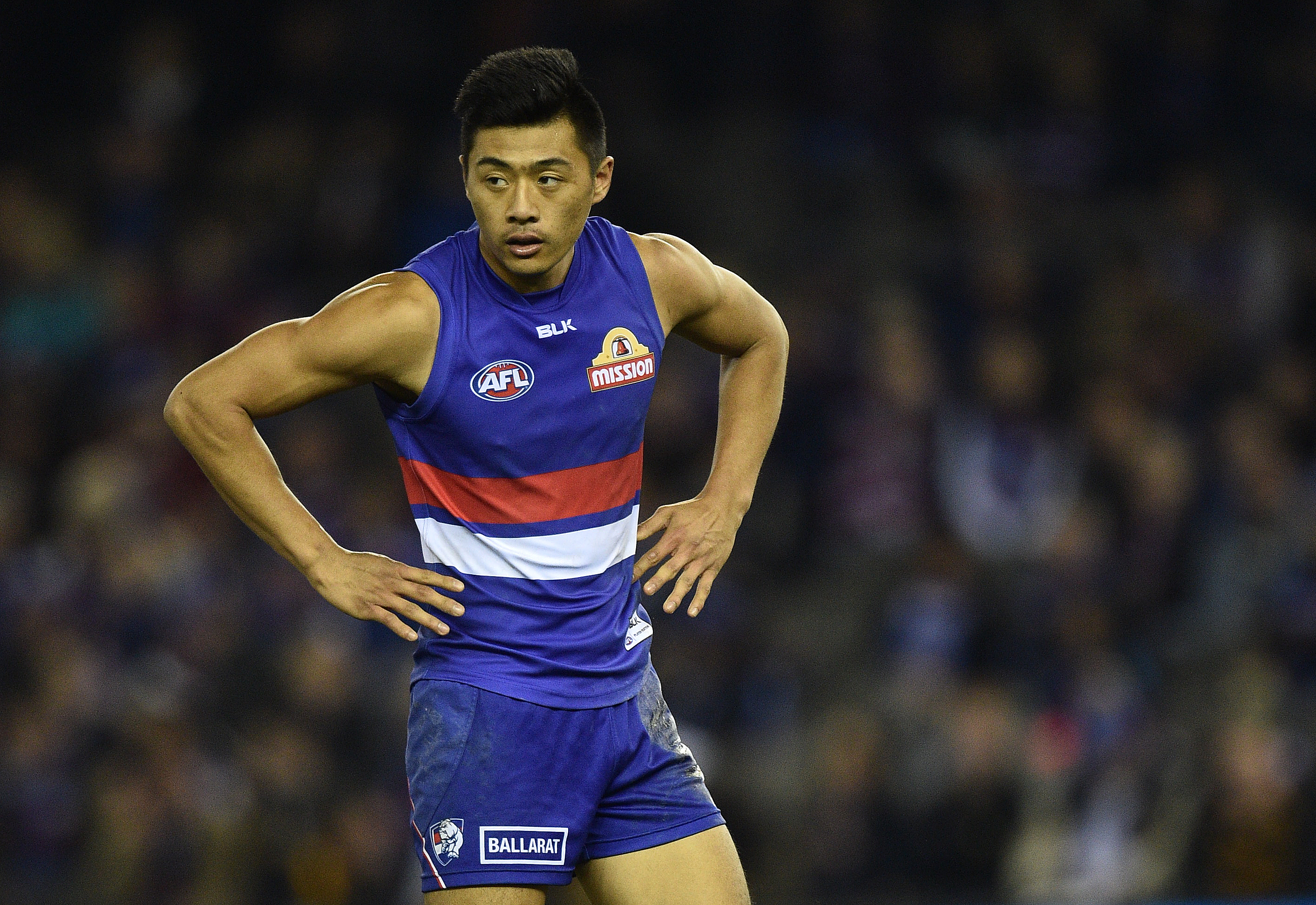 Article image for Lin Jong to step away from footy to deal with mental health issues