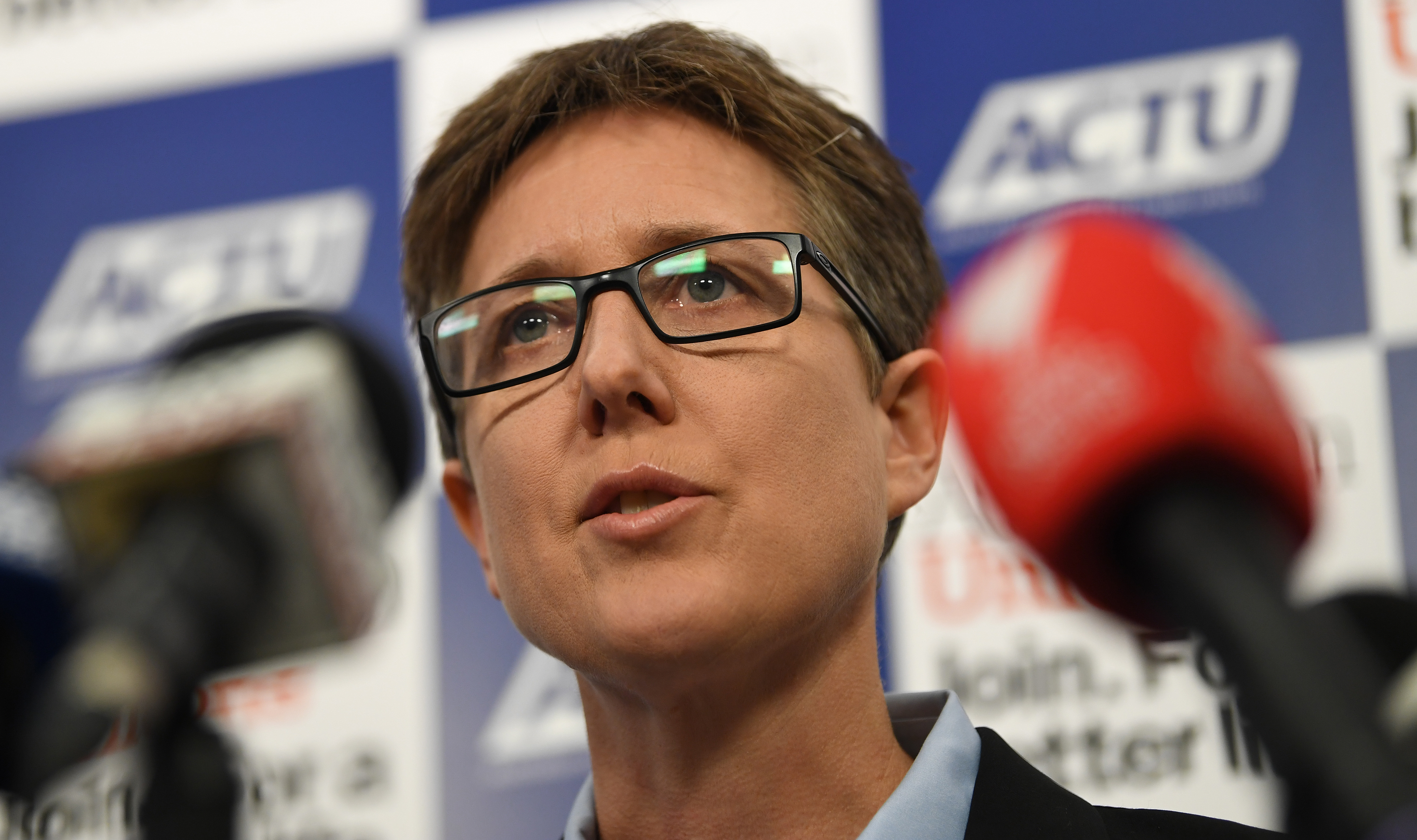 Article image for Sally McManus latest leader to call on John Setka to quit