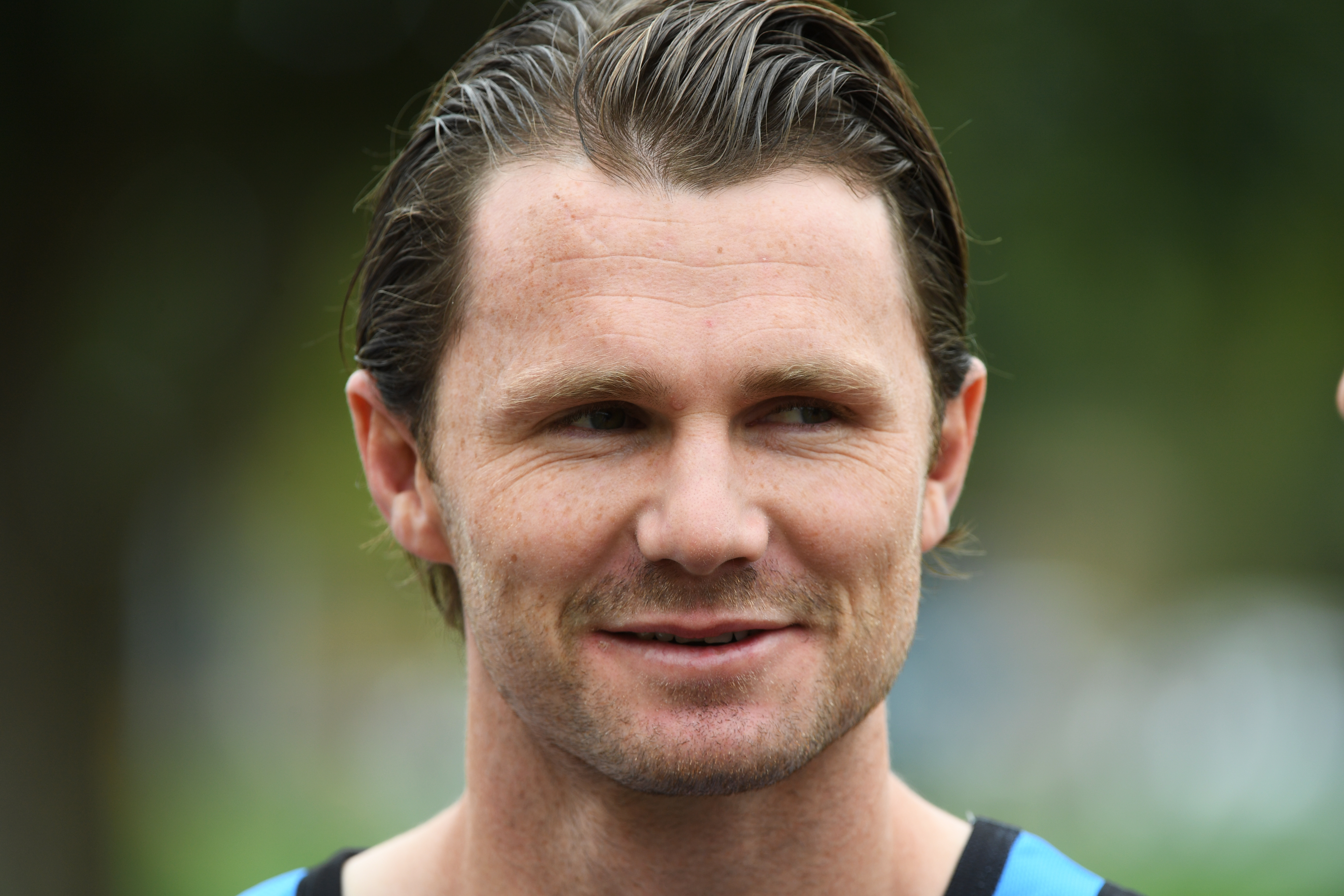 Article image for Patrick Dangerfield and counsellor Jan Beames clash over Herald Sun article
