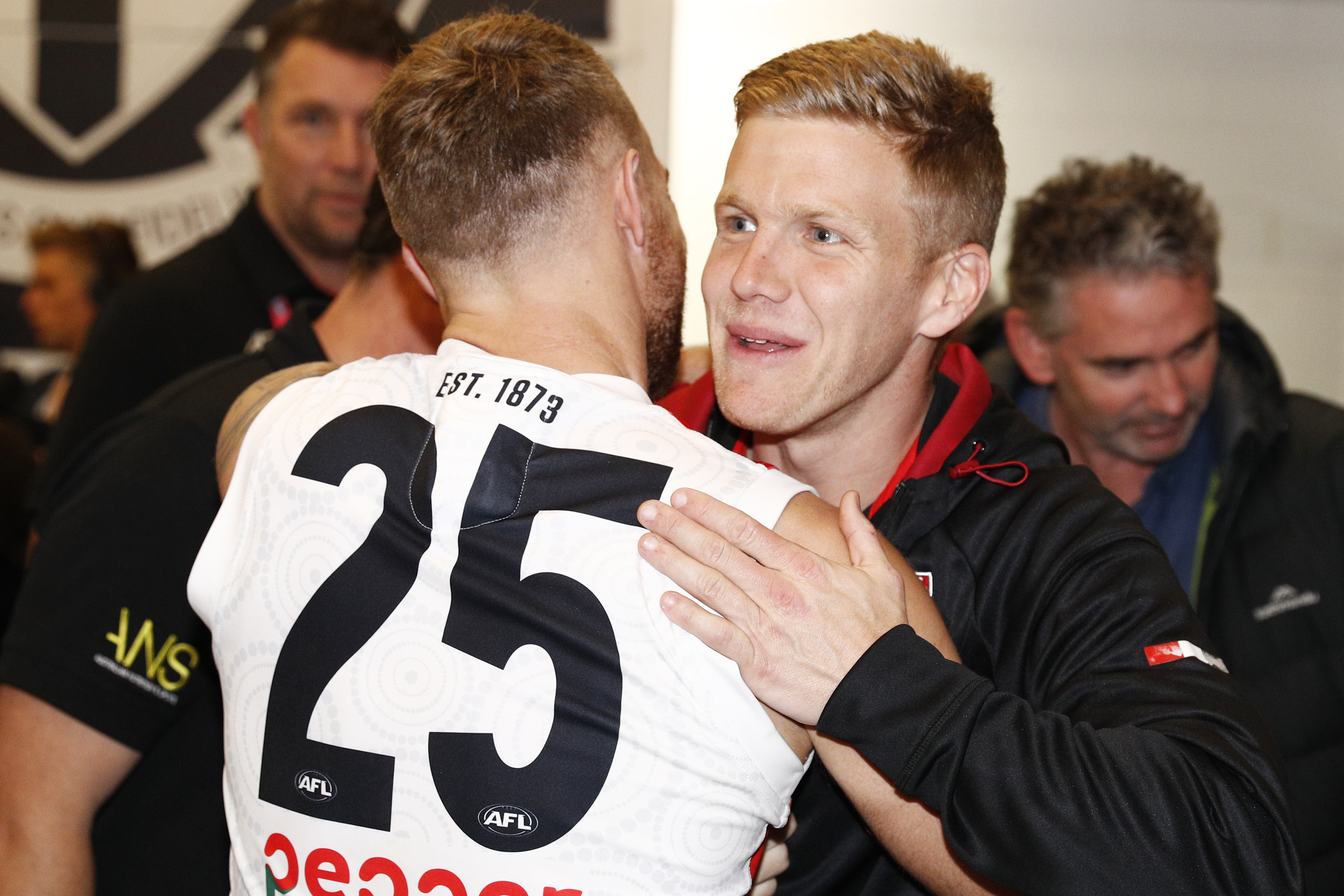 Article image for Dan Hannebery to play his first game for St Kilda this week
