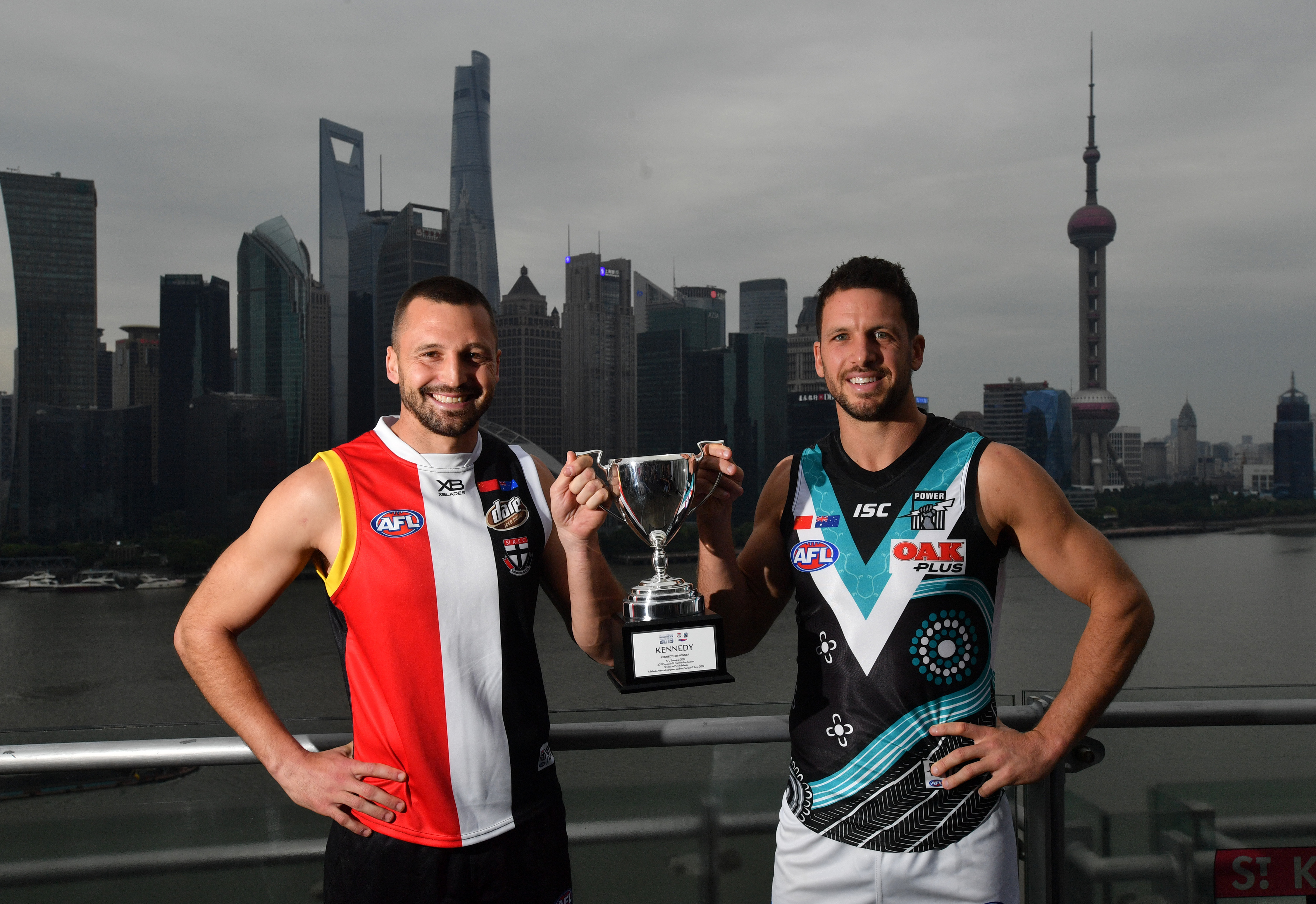 Article image for Multiple St Kilda players in doubt for China game after falling ill