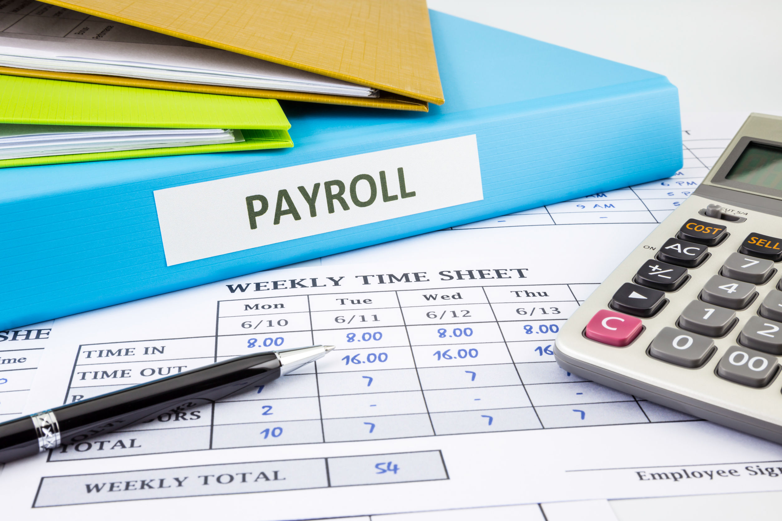Getting paid correctly and on time