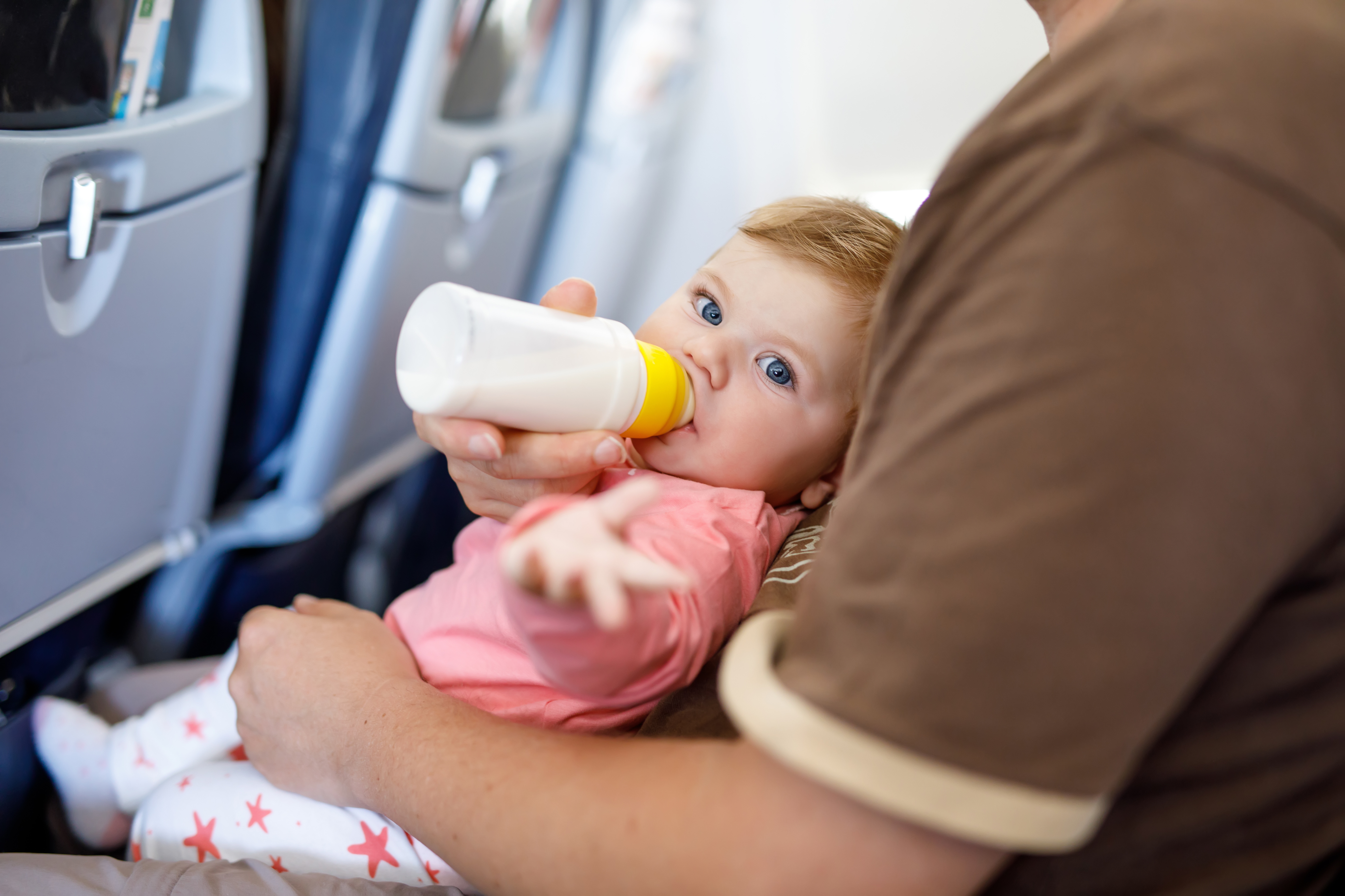 Article image for Overwhelming majority of Australians don't want babies on planes