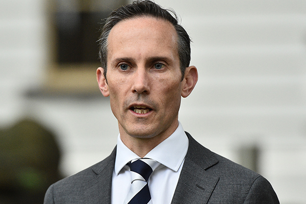 Andrew Leigh calls on government to 'address the real problems of the economy'