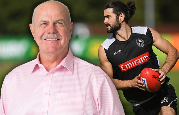Article image for Leigh Matthews makes a BIG call about Brodie Grundy!