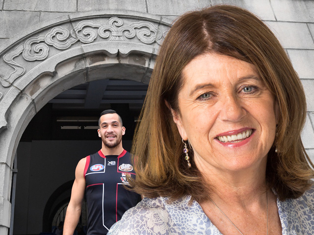 Article image for Tasmania or China? Caroline Wilson says the choice is simple