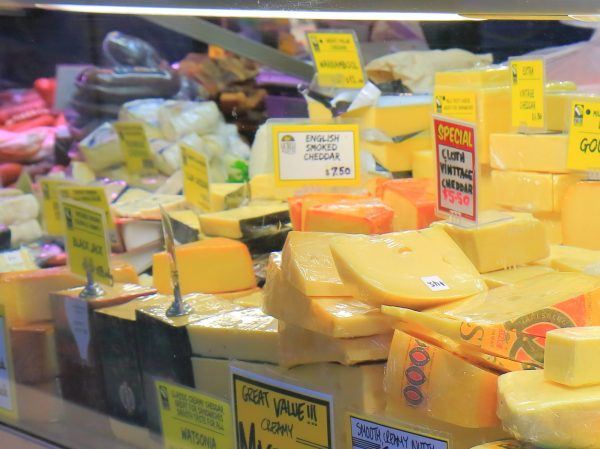 Deli cheeses underpinning dairy sector