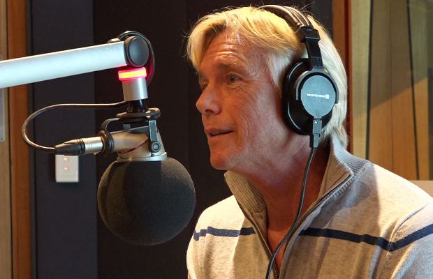 American actor Christopher Atkins drops by for a chat with Denis!