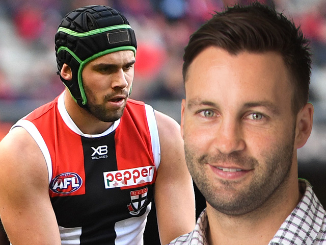 Article image for Bartel wants McCartin to 'take his time' following repeated head knocks, opens up on own experience