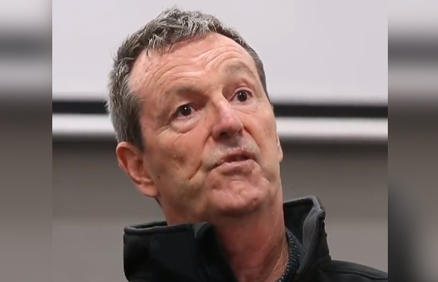 Article image for Neale Daniher delivers yet another inspiring speech