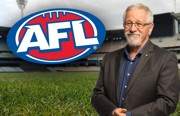 Article image for Neil Mitchell wants YOU to create the AFL's new logo