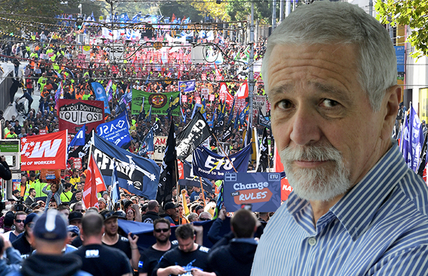 Article image for Why it's feared fresh union wars could cost Victorian taxpayers millions