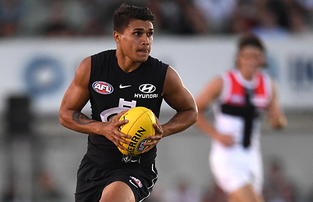Article image for Carlton and talented youngster to 'part ways'