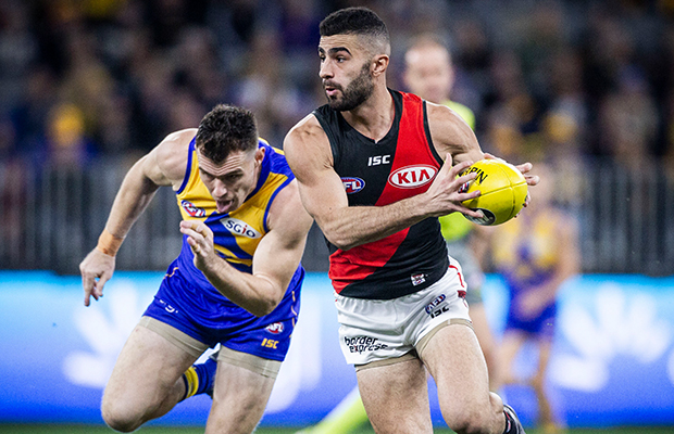 Article image for Wasteful West Coast easily accounts for Essendon