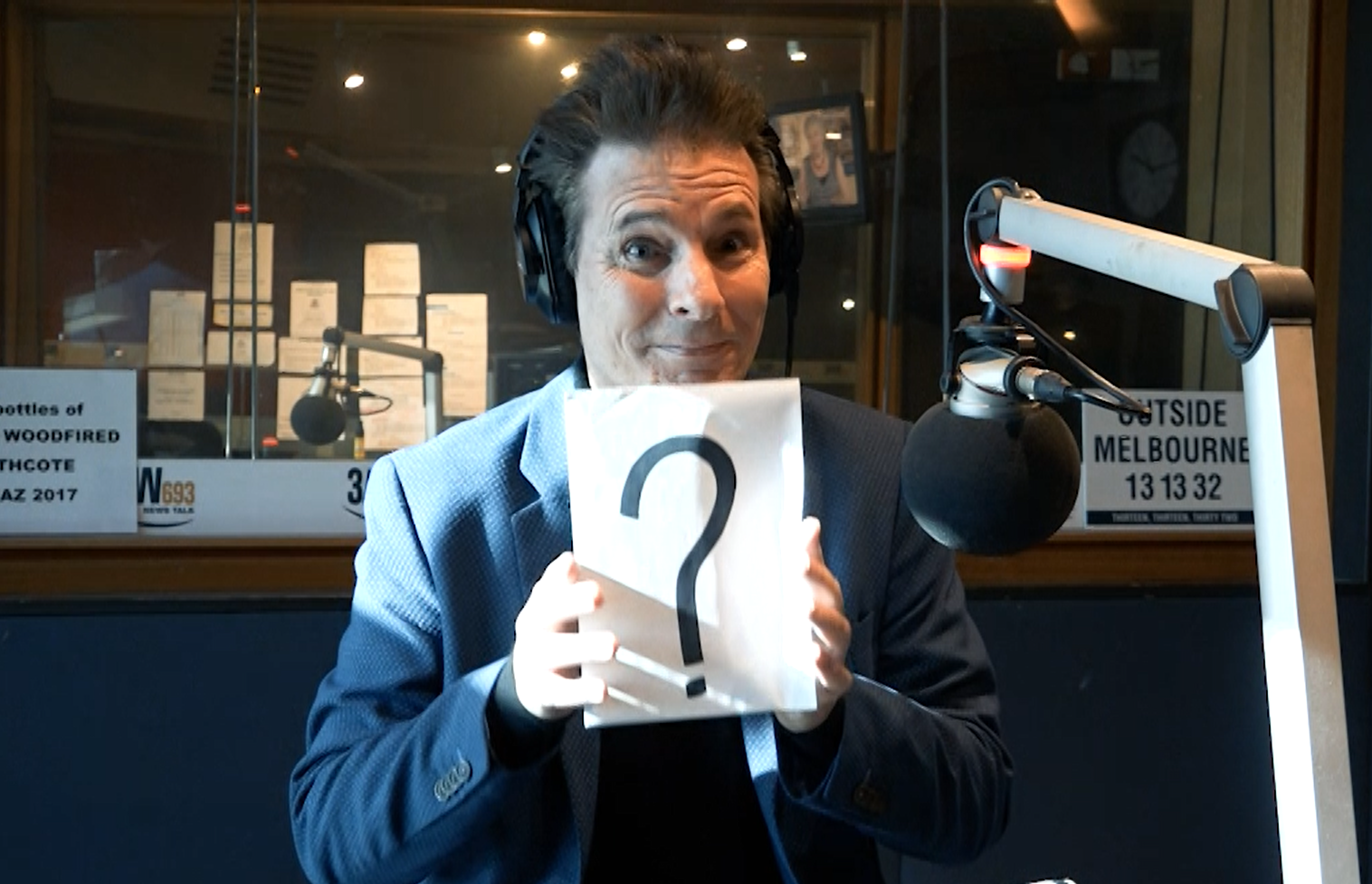 Article image for Abracadabra! Magician Tim Ellis reads minds live on air