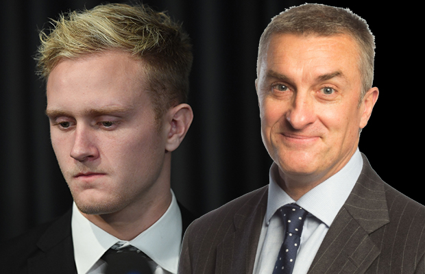 Article image for Why Tom Elliott feels sorry for Jaidyn Stephenson