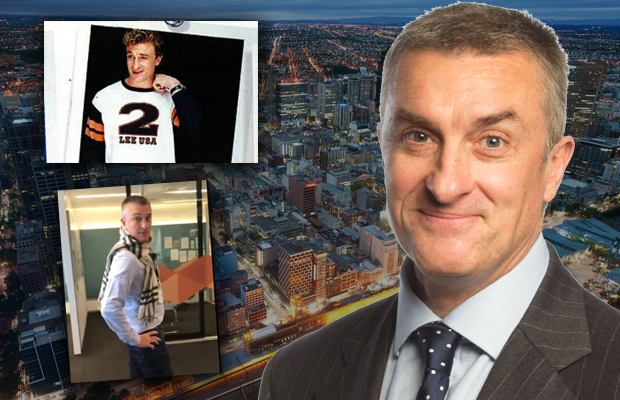 Article image for Tom Elliott left OFF list of 'hottest radio hunks'