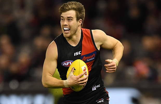Article image for Zach Merrett on the Bombers' thrilling win and THAT controversial moment