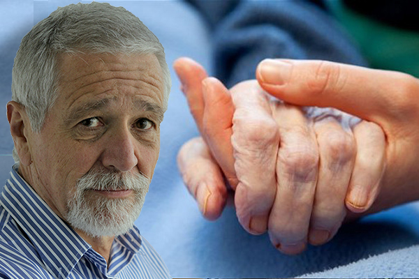 Article image for 'What I'm appealing for here is decency': Neil Mitchell calls for respect and compassion on assisted dying