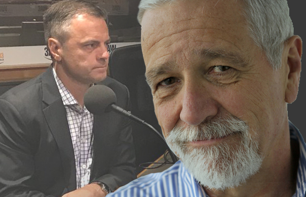 Article image for Top cop Bateson flags a fight, as Neil Mitchell urges prompt transparency