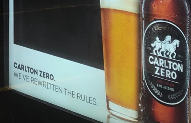 Article image for 'Outrageous': New ad reignites grog-free beer debate